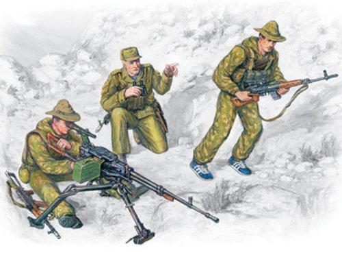 ICM Models Kit de Construction de Forces soviétiques et afghanes