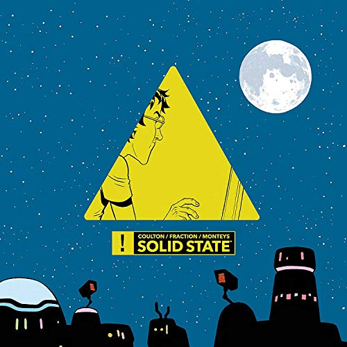 Solid State Signed Edition por Jonathan Coulton