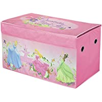 Preisvergleich für Disney Princess Collapsible Storage Trunk by Idea Nuova - LA