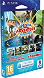 Sony Adventure Games Mega Pack-Scheda di Memoria da 8 GB per PS Vita