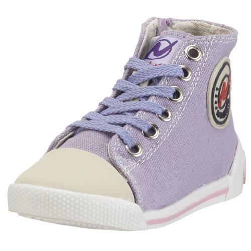 Naturino NAT,2667 2500288,01,9107 Sport scarpe da basket mermaiden -, rosa, (ghiaccio/LILLA 9107), Rosa (rosa), 29 EU