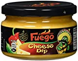 Fuego Cheese Dip, 4er Pack (4 x 200 ml)