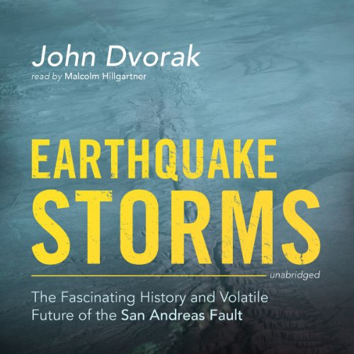 Earthquake Storms  Audiolibri