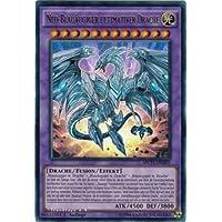 Neo-Blauäugiger Ultimativer Drache MVP1-DE001 Ultra Rare NM Deutsch Yu-Gi-Oh