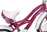 BIKESTAR Premium Sicherheits Kinderfahrrad 20 Zoll für Mädchen ab 6 - 7 Jahre ? 20er Kinderrad Cruiser ? Fahrrad für Kinder Violet für BIKESTAR Premium Sicherheits Kinderfahrrad 20 Zoll für Mädchen ab 6 - 7 Jahre ? 20er Kinderrad Cruiser ? Fahrrad für Kinder Violet