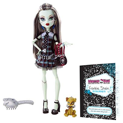 Monster High Original Favorites: Frankie Stein (Original Monster High Frankie)