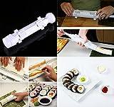 Sushi Roller Maker Mould Kit Tool Machine - T2O® Professional Home Sushi Making Gadget