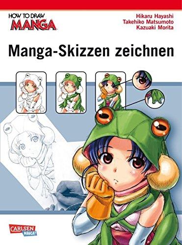 Manga Skizzen zeichnen