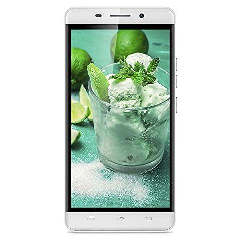 Ulefone Metal 5.0 Zoll 4G-LTE-Smartphone Android 6.0 Octa Core Dual SIM 3GB RAM+16GB ROM 8.0MP + 2.0MP Front Dual Kamera Handy ohne Vertrag Smart Wake Touch ID 3050mAh Batterie OTG Gold