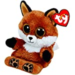 Carl etto Ty 00010 Sly Fox with Sparkle Eyes, Peek A Boos - Smartphone Holder - 15 cm