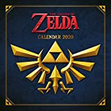 The Legend of Zelda Calendario 2020.