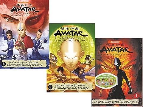 Avatar: Le Dernier Maitre de L'Air - l'Integrale - Livres 1 + 2 + 3
