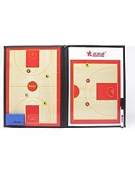 Fútbol Baloncesto entrenador entrenamiento de tablero táctica magnética baloncesto