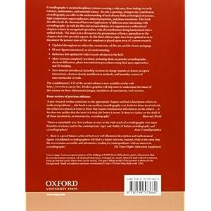 Fundamentals of Crystallography: 15 (International Union of Crystallography Texts on Crystallography)