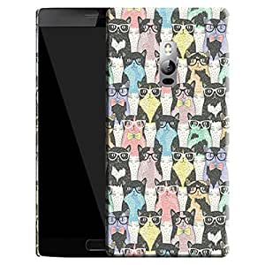Theskinmantra Kool Cats Back Cover for Oneplus 2