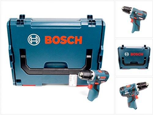 Bosch GSR 10,8 V-EC Akku Bohrschrauber Solo in L-Boxx (06019A4003)