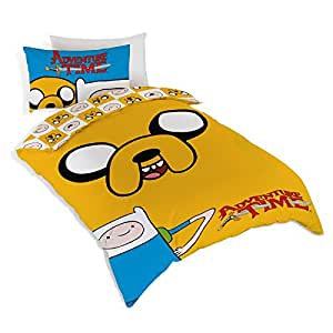 Adventure Time parure de lit Jake 135 x 200 cm