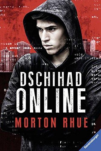 Buchseite und Rezensionen zu 'Dschihad Online' von Morton Rhue