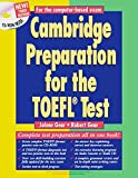 Cambridge Preparation for the TOEFL Test: Book / CD-ROM