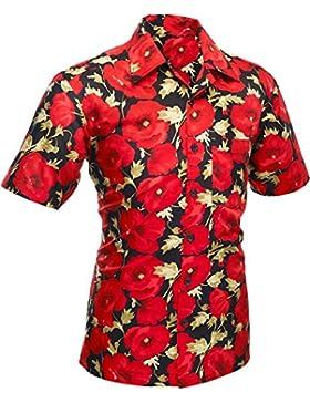 Chenaski - Camisa casual - para hombre