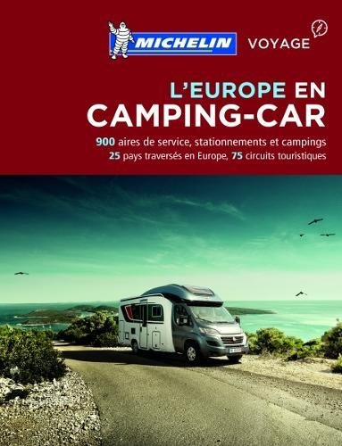 L'Europe en camping-car Michelin par Collectif