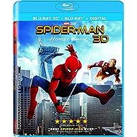SPIDER-MAN : HOMECOMING - BD 3D + BD