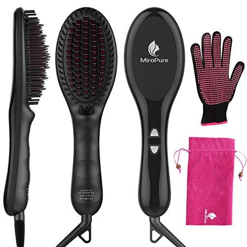 2-in-1-Ionischer-Haargltteisen-Haargltter-Brste-mit-Hitzebestndigen-Handschuhen-fr-Samtweiches-Glattes-Haar-ohne-Spliss-Keramik-Gltteisen-Kamm-Ionische-Haarbrste