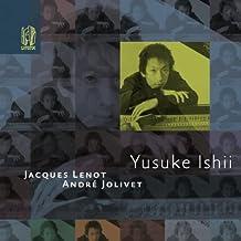 Andr?? Jolivet - Jacques Lenot Yusuke Ishii, piano (2013-10-24)