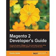 Magento 2 Developer's Guide (English Edition)