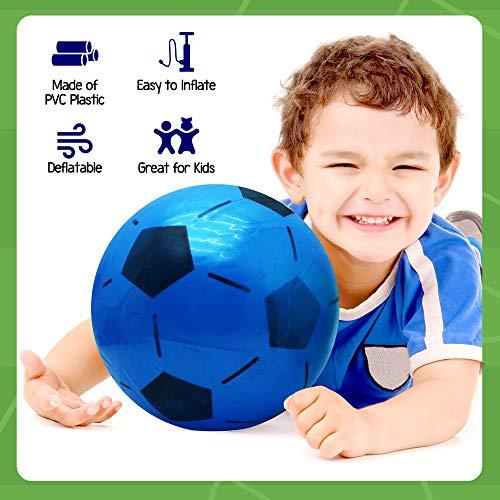 Zoom IMG-2 twiddlers 12 pallone calcio gonfiabili