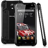 "Blackview BV5000 - Smartphone libre Android (pantalla 5"", cámara 8 Mp, 16 GB, Quad-Core 1 GHz, 2 GB RAM), negro"
