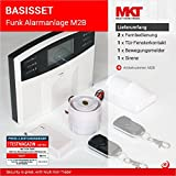 Basisset: M2B GSM Funk Alarmanlagensystem mit LCD Display ETM Preis-Leistungs-Sieger