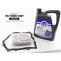 Filtro de aceite kit AT40fk-177& 5L ATF +velocidad transmisión automática