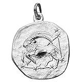 trendor Sternzeichen Steinbock 925 Silber 20 mm 08453