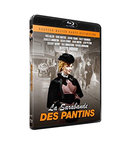 La sarabande des pantins [Blu-ray] [FR Import]