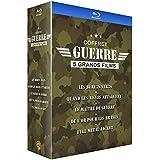 Coffret guerre - 5 grands films: Les bérêts verts + Quand les aigles attaquent + Le maître de guerre + De l'or pour les braves + Full Metal Jacket