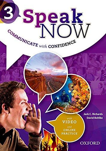 Speak Now 3. Student's Book Pack por David Bohlke