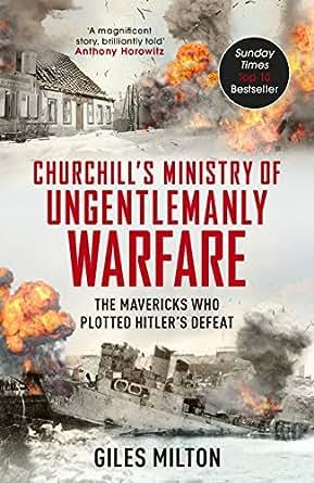 The ministry of ungentlemanly warfare churchills mavericks print list price fandeluxe Gallery
