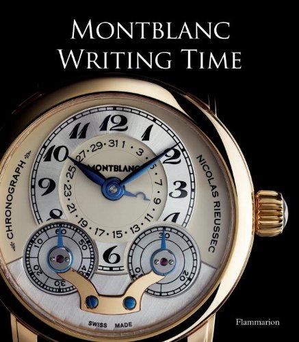 Writing Time: Montblanc