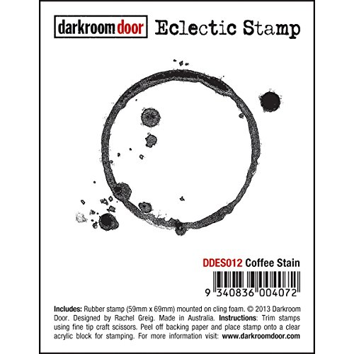 darkroom-door-coffee-stain-cling-stamp-acrylic-multicoloured-3-inch-x-2-inch-2-piece