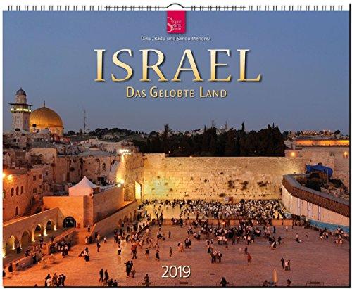 GF-Kalender ISRAEL - Das Gelobte Land 2019