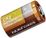 NUMAXES Num'axes Pile Lithium 3 V CR 2