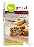 My review of Zone Perfect All-Natural Nutrition Bars, Cinammon Roll 12 ea, Cinnamon Roll, 12 Count