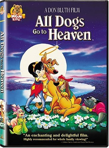 All Dogs Go to Heaven [Import USA Zone 1]