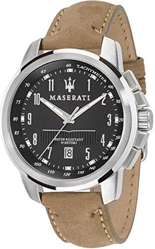 MASERATI SUCCESSO relojes hombre R8851121004