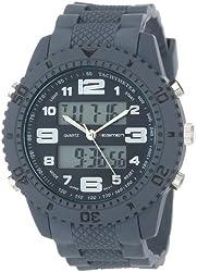 Wrist Armor Men s RW1051 Gray Analog-Digital Chronograph Watch