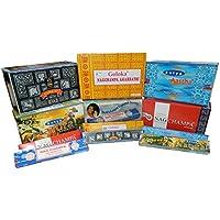 Räucherstäbchen 6 Nag Champa Sorten in Vorratspackungen 72 Schachteln 900 Stäbchen Raumduft preisvergleich bei billige-tabletten.eu