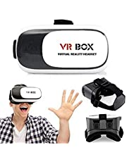 Global Craft VR-Box - Imported Virtual Reality 3D Glasses for Smart Phones Model 151052