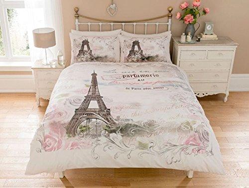 Bath Paris Set (Paris Bettwäsche-Set in tollen Farben - Einzelbett)