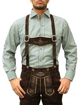 Trachtenhemd für Trachtenlederho